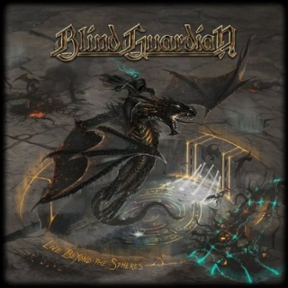 BLIND GUARDIAN - Live Beyond spheres 3CD