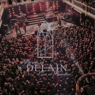 DELAIN - Decade of Delain BOX