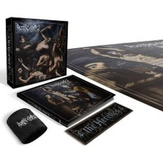 ROTTING CHRIST - The heretic BOX