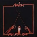 RAVEN - All for one DIGIPACK