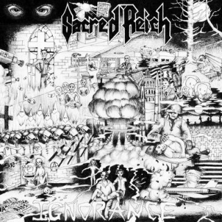 SACRED REICH - Ignorance DIGIPACK