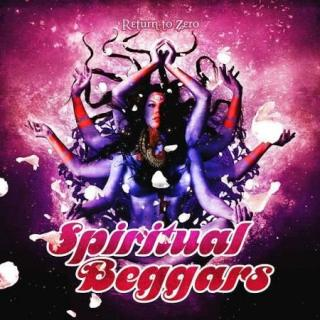 SPIRITUAL BEGGARS - Return To Zero - ltd.