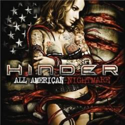 HINDER - All american nightmare - limited