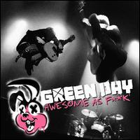 GREEN DAY - Awesome as fuck DVD+CD
