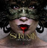 SERENITY - War of ages DIGIPACK