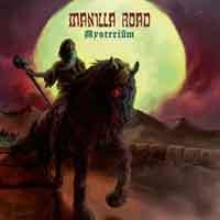 MANILLA ROAD - Mysterium CD+DVD