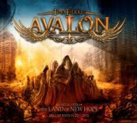TOLKKI TIMO AVALON - The land of new hope DIGIPACK