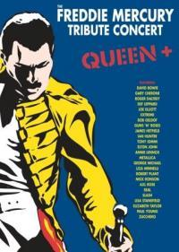 QUEEN - Tribute to Freddie Mercury DVD