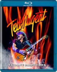 NUGENT TED - Ultralive ballistic rock BLUERAY