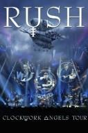 RUSH - Clockwork angels tour BLUERAY