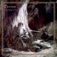 BURZUM - Ways of yore digipack