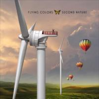 FLYING COLORS - Second nature DIGIPACK
