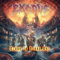 EXODUS - Blood in blood out CD+DVD