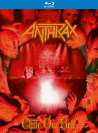 ANTHRAX - Chile on hell BLURAY+2CD