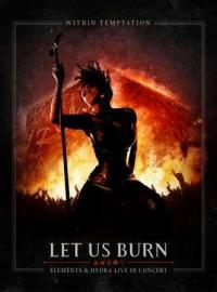WITHIN TEMPTATION - Let us burn BLUERAY+2CD