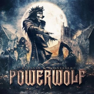 POWERWOLF - Blessed and pssessed DELUXE 2CD