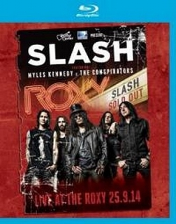SLASH - Live at the Roxy 2014