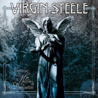 VIRGIN STEELE - Nocturnes of hellfire 2CD-DIGIPACK