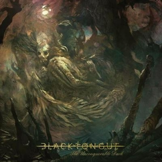 DARK TONGUE - The unconquerable dark