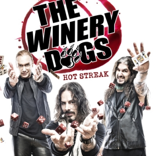 WINERY DOGS - Hot streak