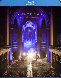 ANATHEMA - Sort of homecoming BLURAY