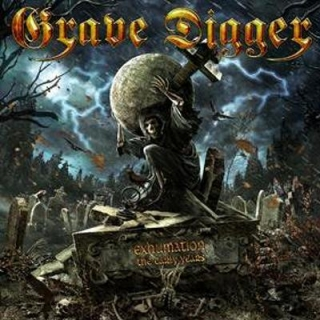GRAVE DIGGER - Exhumation the early years