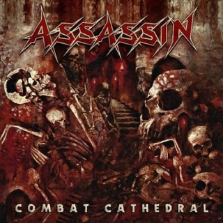 ASSASSIN - Combat cathedral DIGIPACK