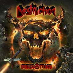 DESTRUCTION- Under attack DIGIPACK