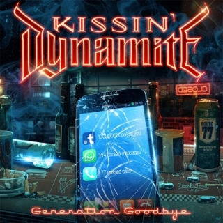 KISSIN DYNAMITE - Generation goodbye