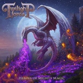 TWILIGHT FORCE - Heros of mighty magic