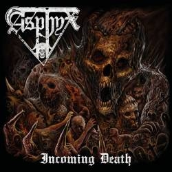 ASPHYX - Incoming death CD+DVD