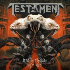 TESTAMENT - Brotherhood of the snake DIGIBOOK