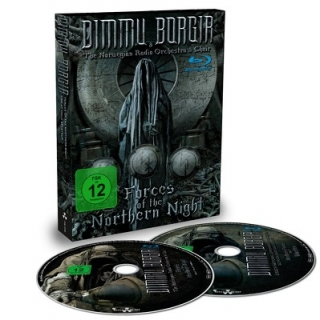 DIMMU BORGIR - Forces of the northern night 2xBLURAY